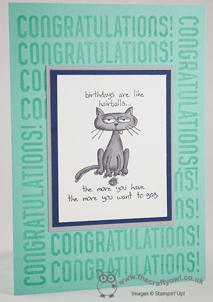 The Crafty Owl Giggle Greetings The Perfect Birthday Card For A