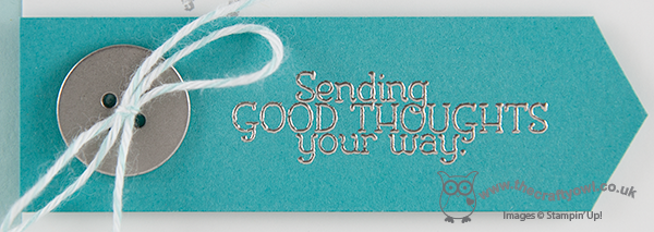 your sending: